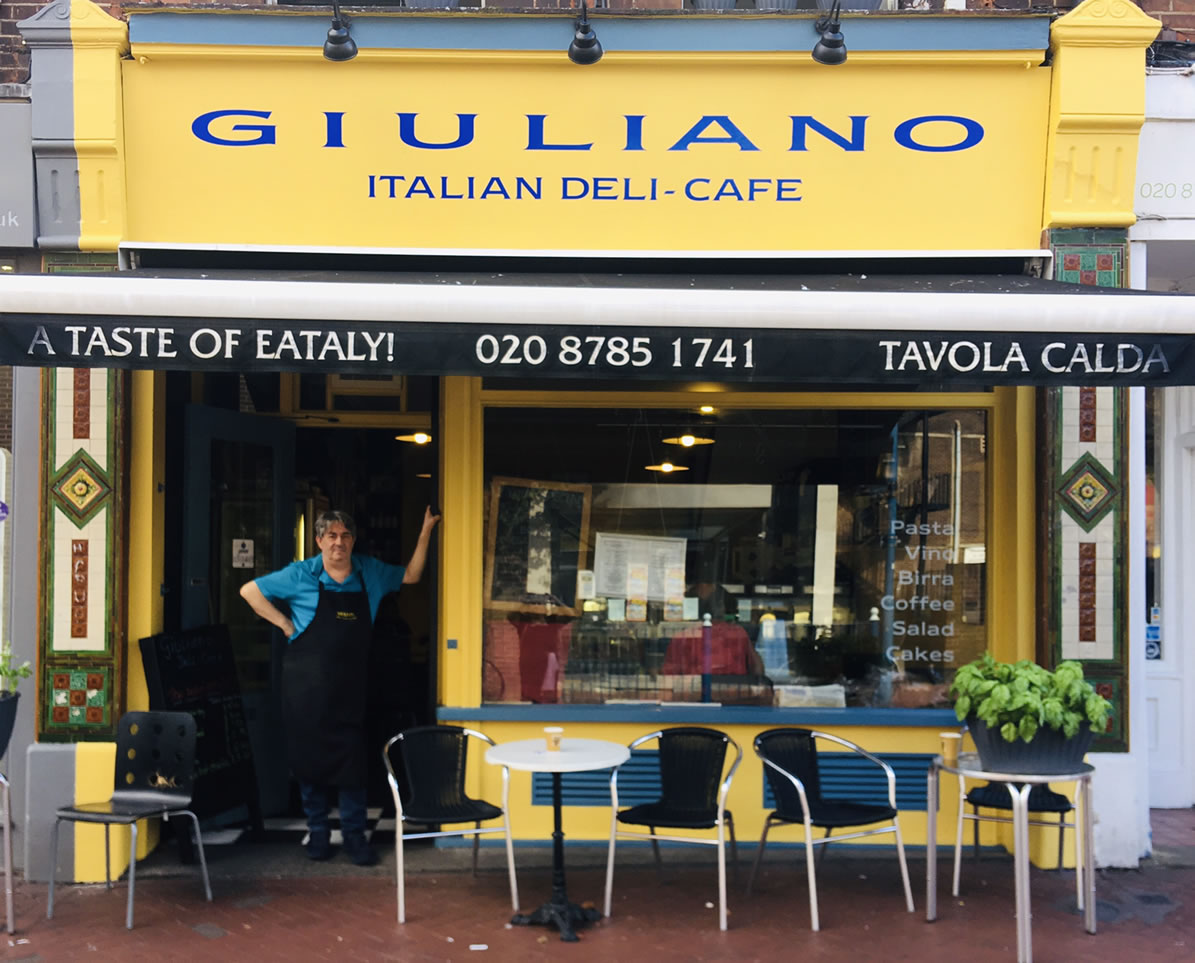 Giuliano Cafe Putney